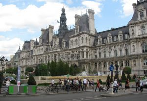 Hotel de Ville (City Hall), Paris