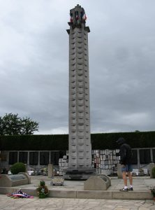 Monument to the martyrs of Oradour-sur-Glane